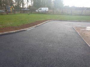 Asphalt Driveway in Wicklow