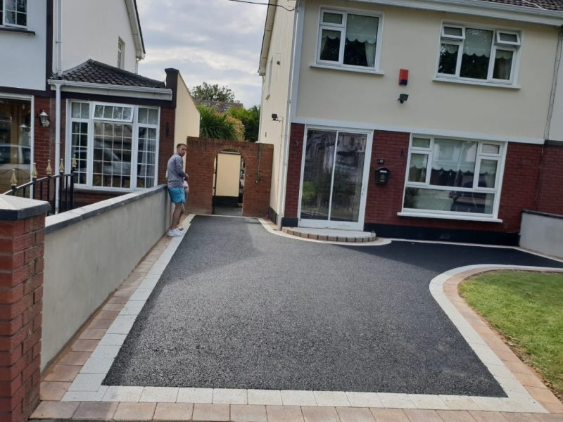 Tarmac Driveways Wicklow