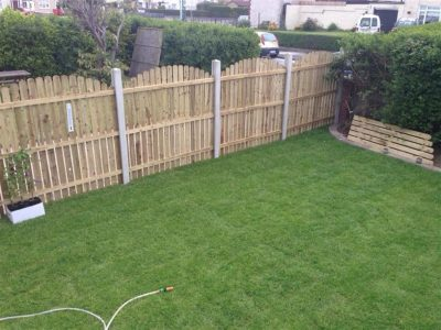 Wooden Fencing Installations (1)
