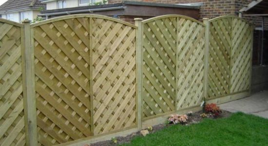 Wooden Fencing Installations (2)
